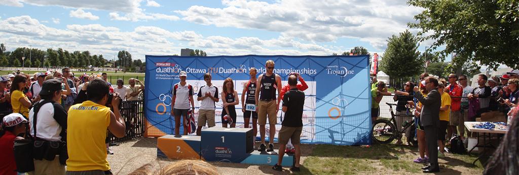 2013 Du Worlds Ottawa - Randy Hadzor - Bronze