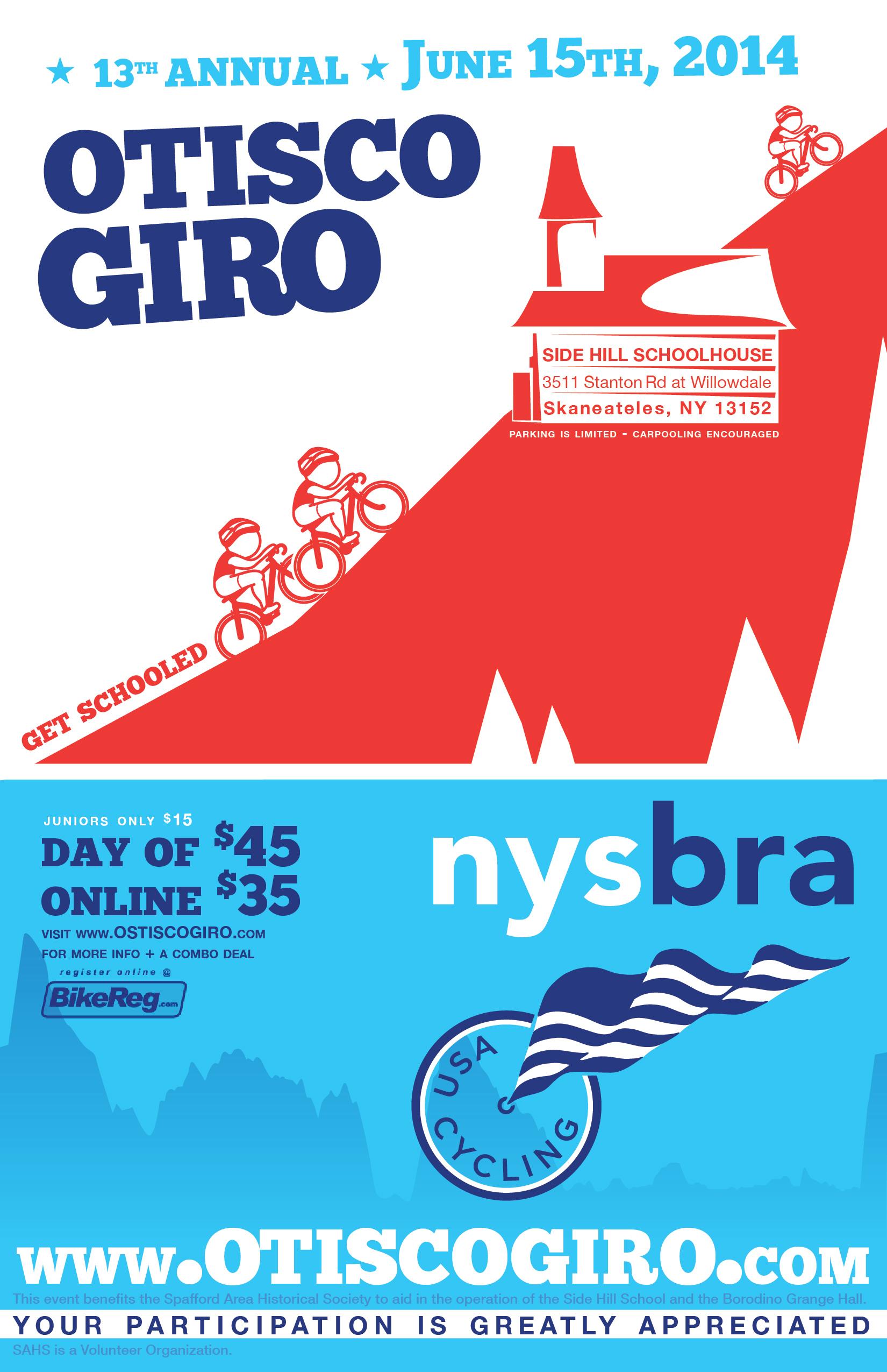 2014 Otisco Giro