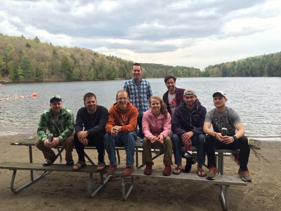 2016 RATSNAKE Syracuse crew